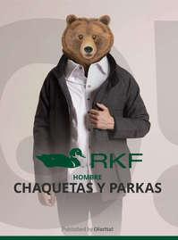 Chaquetas Y Parkas hombre