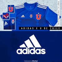 Adidas x U De Chile
