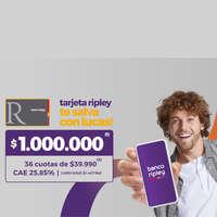 Tarjeta Ripley