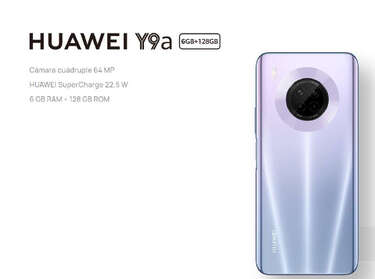 Huawei Y9a- Page 1