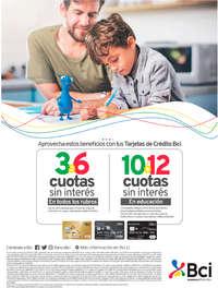 BCI Tarjetas de Crédito