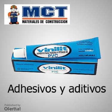 Adhesivos y aditivos- Page 1