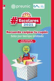 #Escolares 2021