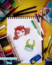 ¿Ya conoces nuestro taller de dibujo?