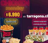 Chicken Monday a $6.990.-