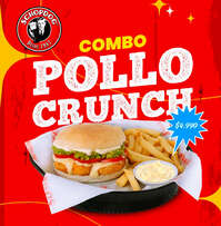 Pollo Crunch