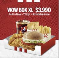 Wow Box XL por solo $3.990