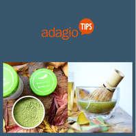 Adagio Tips