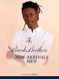 Brooks Brothers new arrivals men