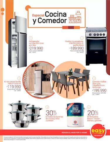 Especial Cocina Y Comedor- Page 1