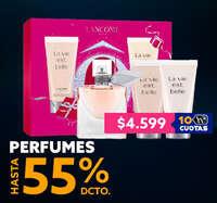 Descuento en perfumes