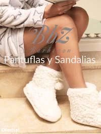 Pantuflas Y Sandalias