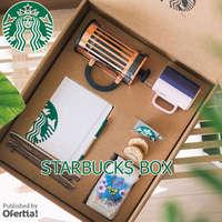 Starbucks box
