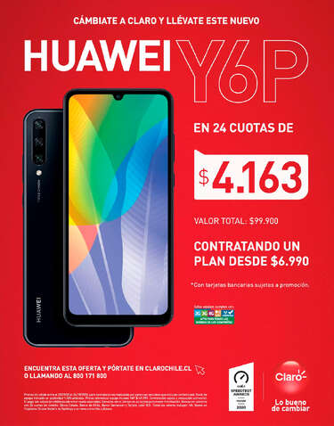 Huawei Y6P- Page 1