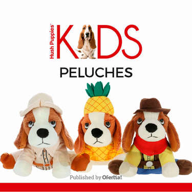 Hush Puppies peluches- Page 1