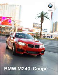 BMW M240 Coupé (03-2018)