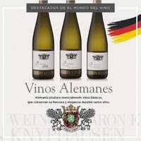 Vinos Alemanes de Baron Knyphausen