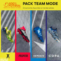 Pack Team Mode