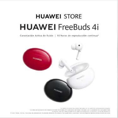 HUAWEI Free Buds 4i- Page 1