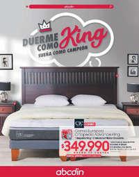 Duerme Como King