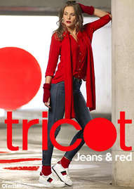 Jeans & Red