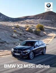 All-New BMW X2 M35i xDrive