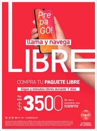 Llama Y Navega Libre