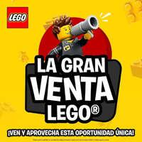 Gran venta LEGO