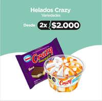 Helados crazy