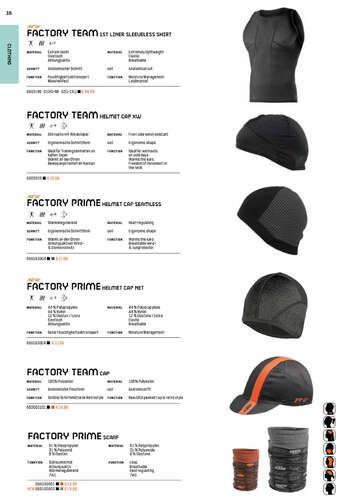 Gear & Parts- Page 1