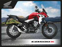 CB 500X