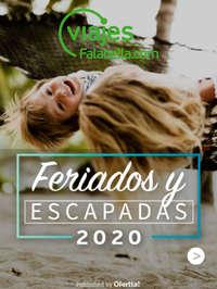Feriados Y Escapadas 2020