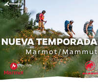 Nueva temporada Marmot - Mammut