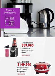 Electrodomésticos en oferta