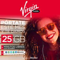 25GB + minutos libres y más