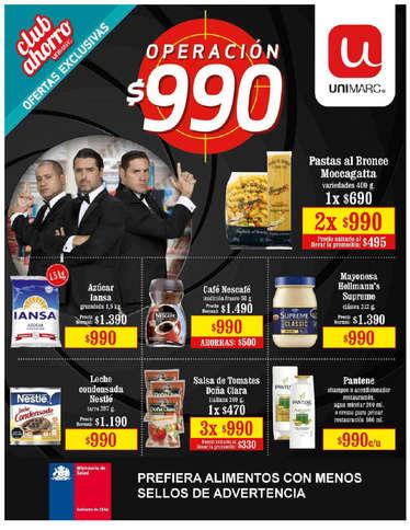 Operación $990- Page 1