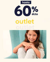 Outlet hasta 60 dcto