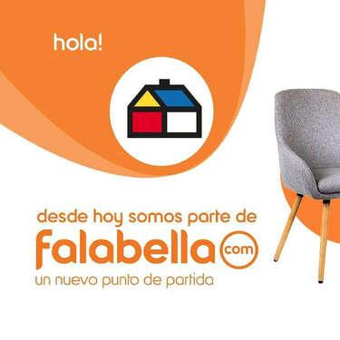 Ya somos parte de Falabella- Page 1