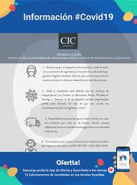 Información COVID-19