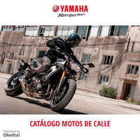 catálogo motos de calle
