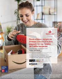 Compra en Amazon con Santander