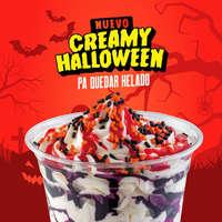 Creamy Halloween