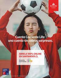 Cuenta Corriente Santander