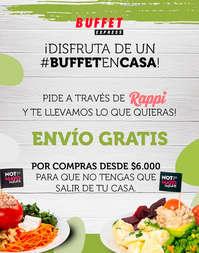 #Buffetencasa