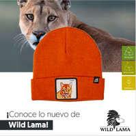 Lo nuevo de Wild Lama