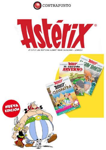 Nueva edición de Astérix- Page 1