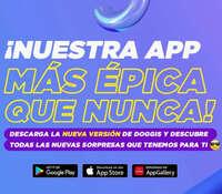 Nueva versión de la App de Doggis