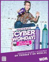 ¡Cyber Womday!