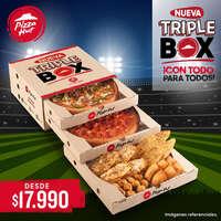 Nuevo Triple Box