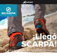 Llegó Scarpa